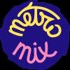 Logo Métromix 2019